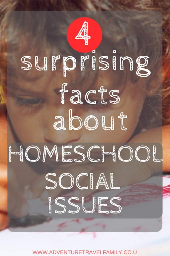 homeschool social issues