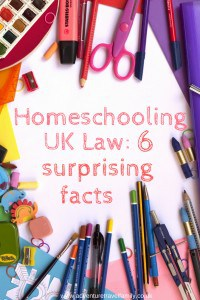 homeschooling uk law