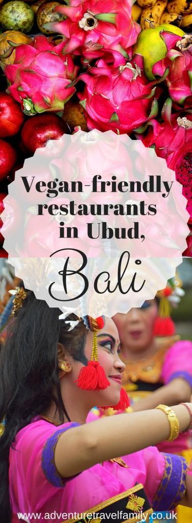 vegan restaurants in Ubud, best restaurants in Bali