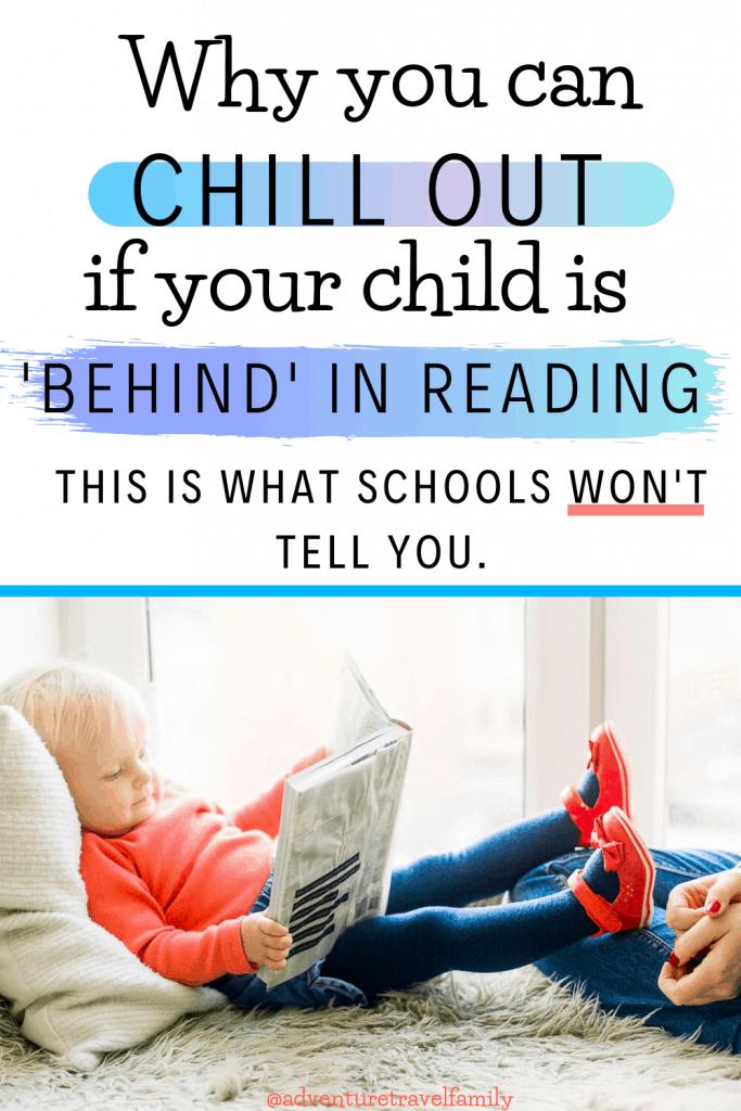 when do children start to read