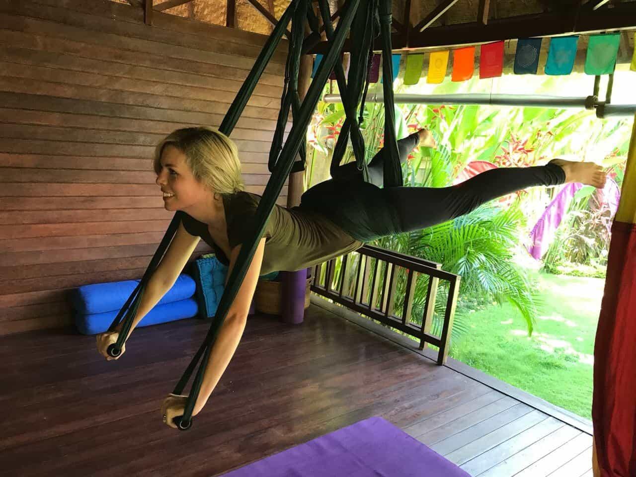 Zero gravity yoga london