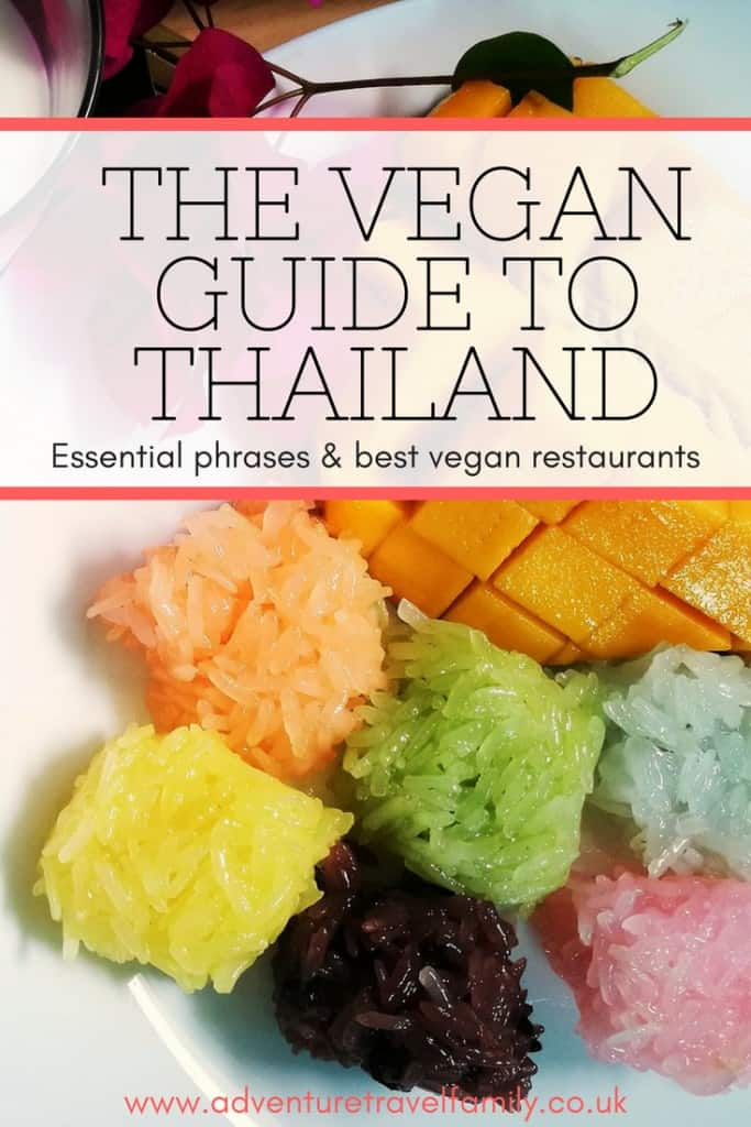 The vegan guide to Thailand
