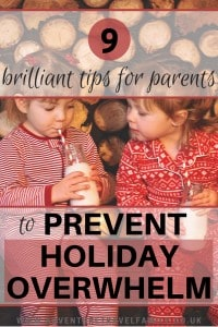 parenting tips at christmas