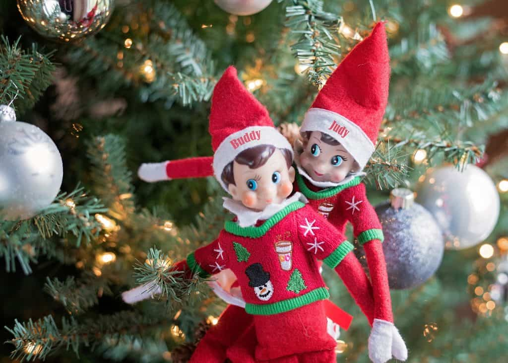 Elf on the shelf ideas: An 'unconditional parenting' approach