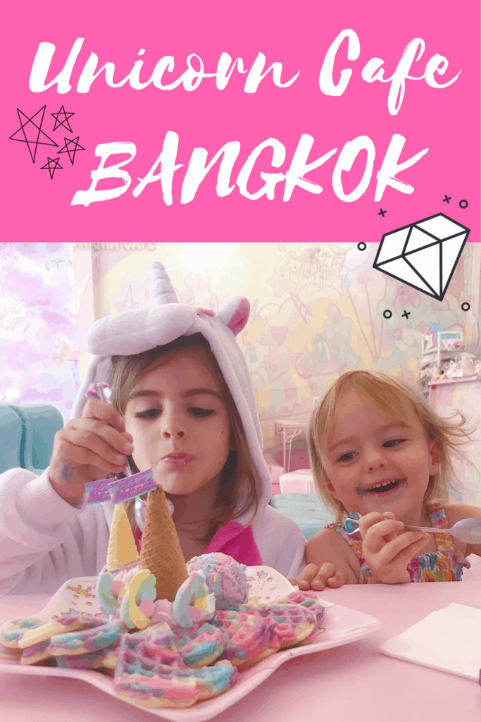 bangkok cafe, unicorn cafe