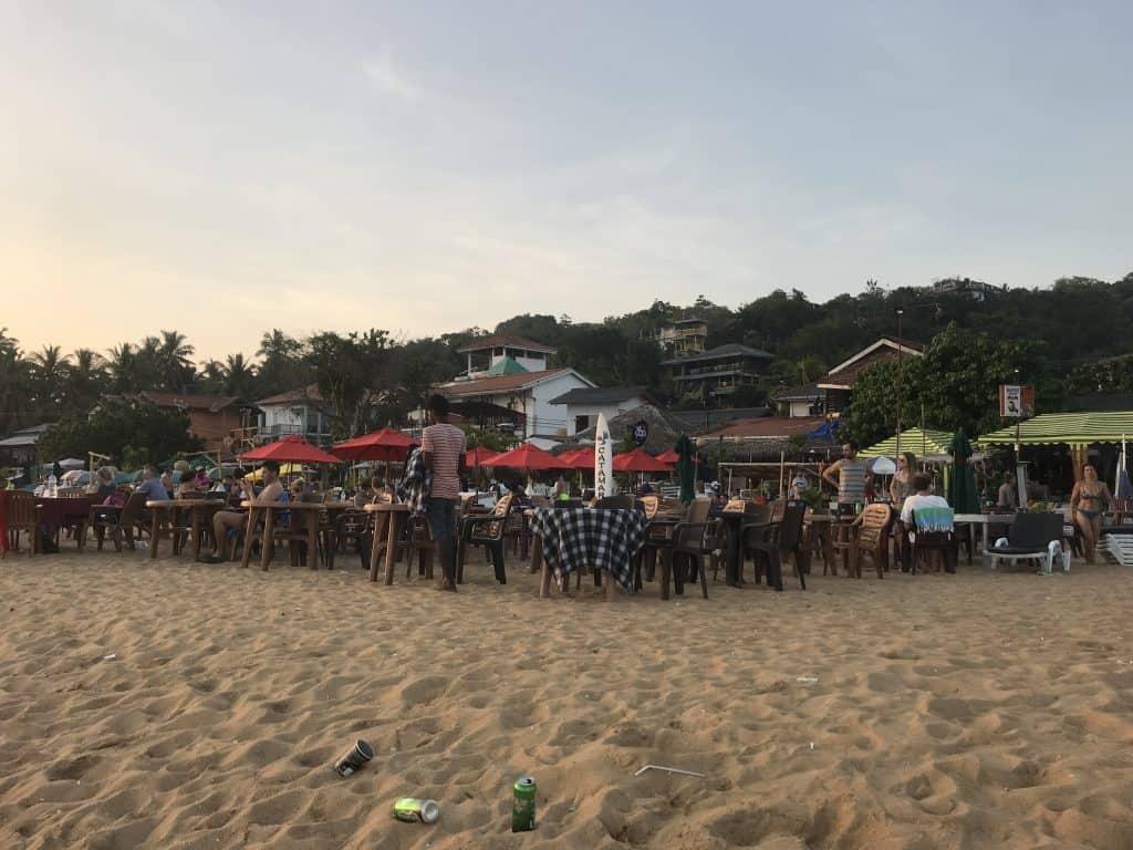 unawatuna beach, unawatuna sri lanka