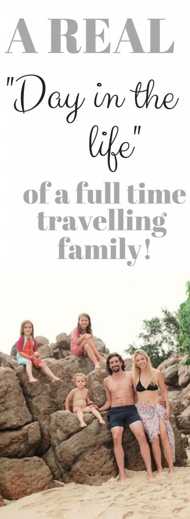 full time travelling family, day in the life, adventure travel family, sri lanka travel blog 2018