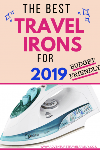 BEST TRAVEL IRONS