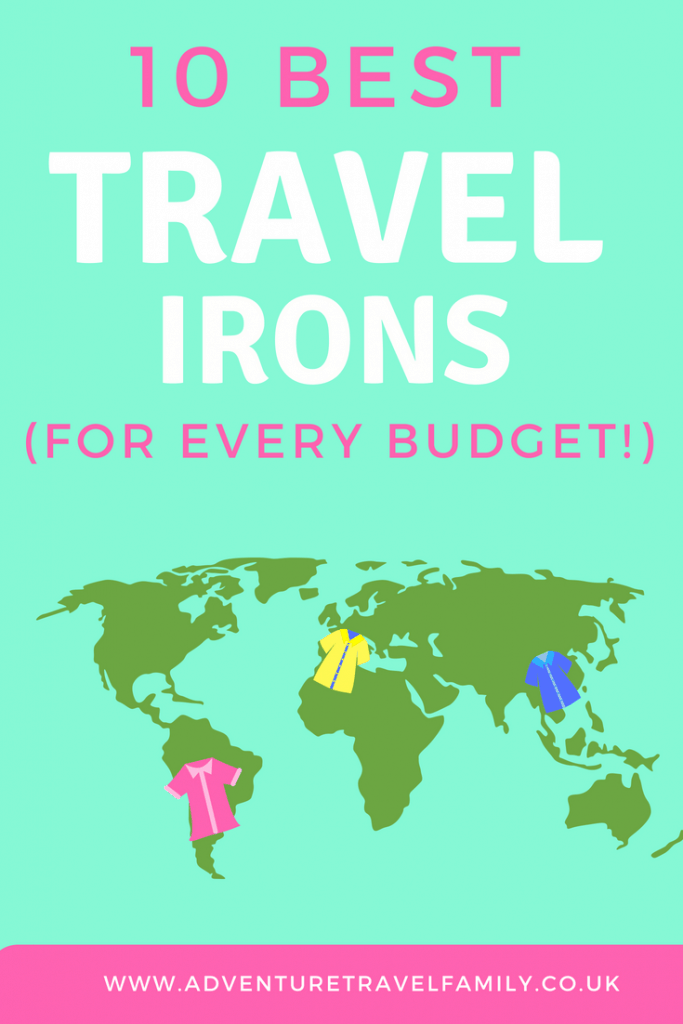 Map and best travel irons