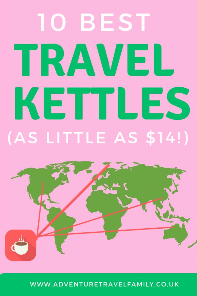 best travel kettles map