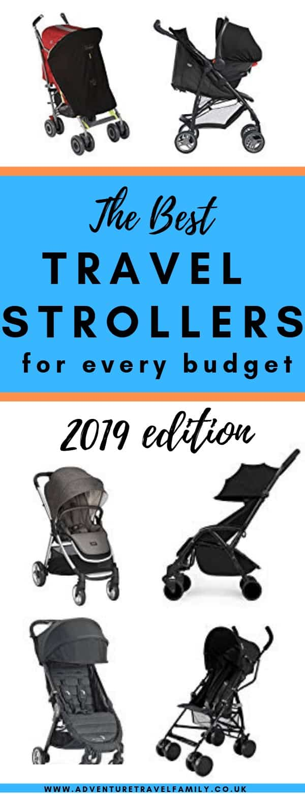 10 Best Travel Strollers For 2020 (SUPER Budget Friendly