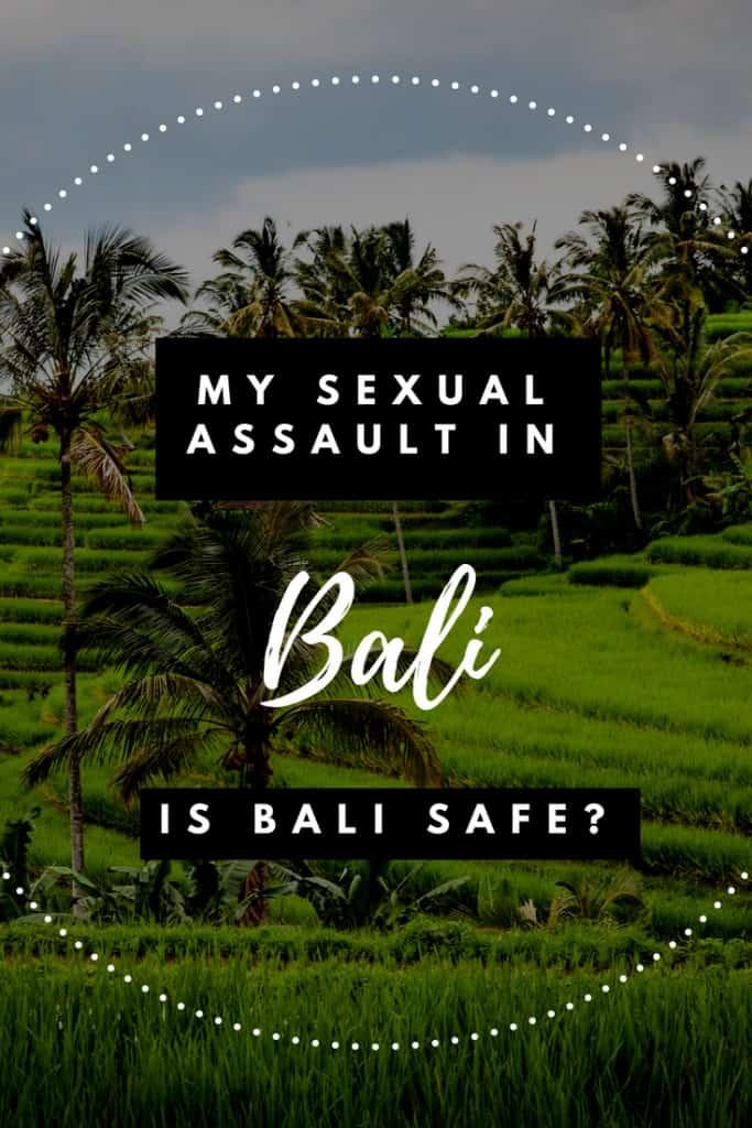 is bali safe