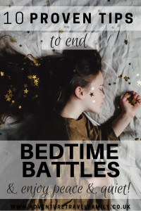 bedtime routine for kids, sleep tips for kids