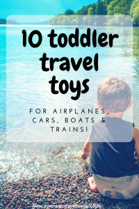 travel toys toddlers