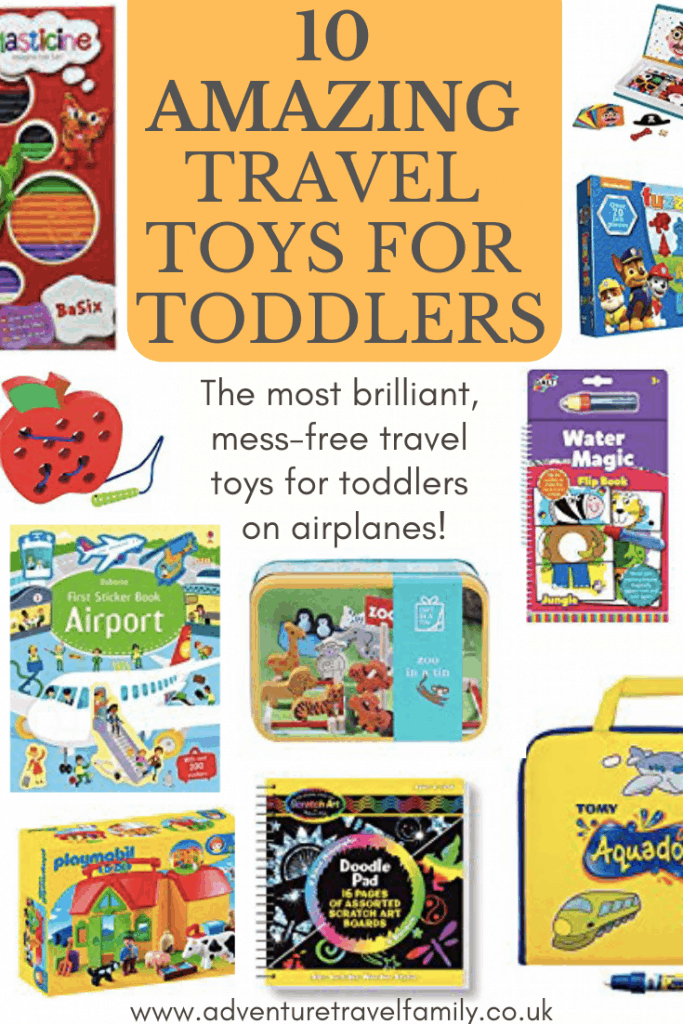 10 Best Travel Toys For Toddlers On Airplanes Cutest Toddler