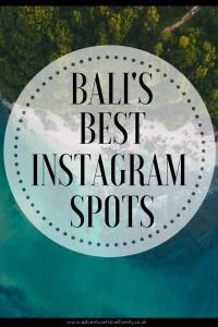 best instagram spots bali