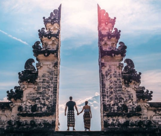 best place in bali instagram