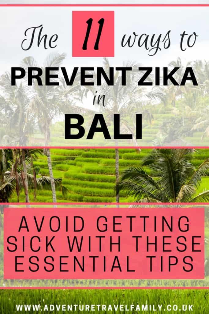 zika virus in bali