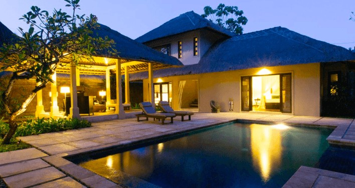 private villa sanur, kayumanis villa