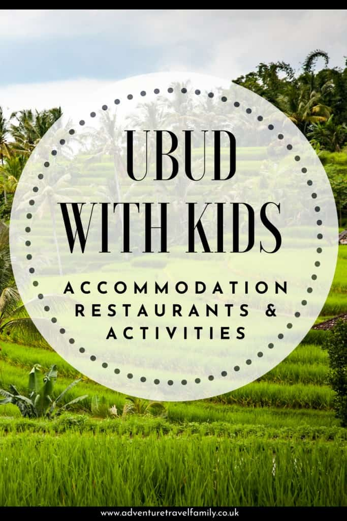 ubud with kids