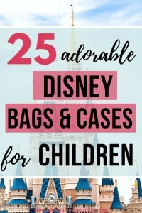 disney children's luggage sets
