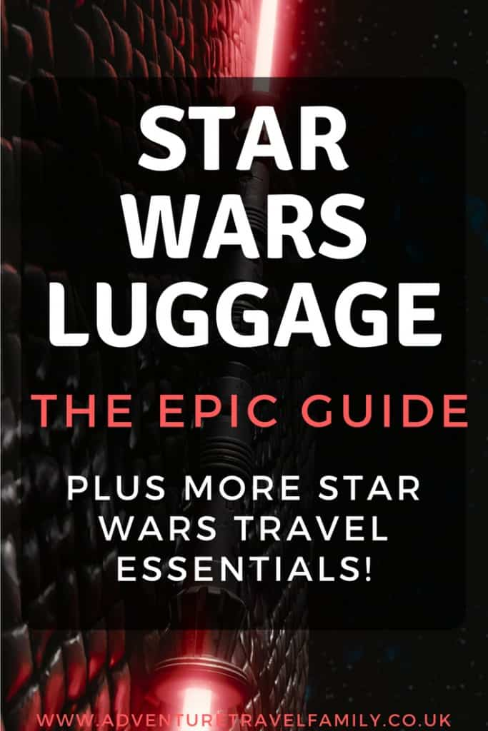 samsonite star wars luggage