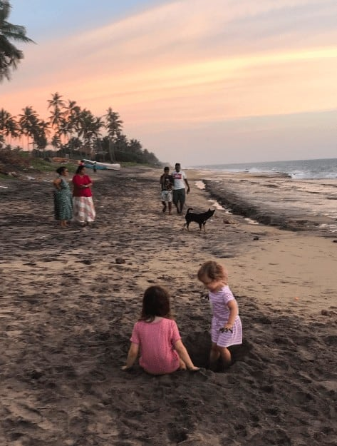 sri lanka with kids
