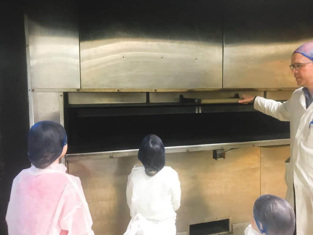 Vegan bakery oven