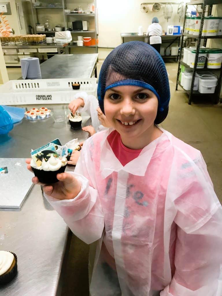 london vegan bakery cupcake