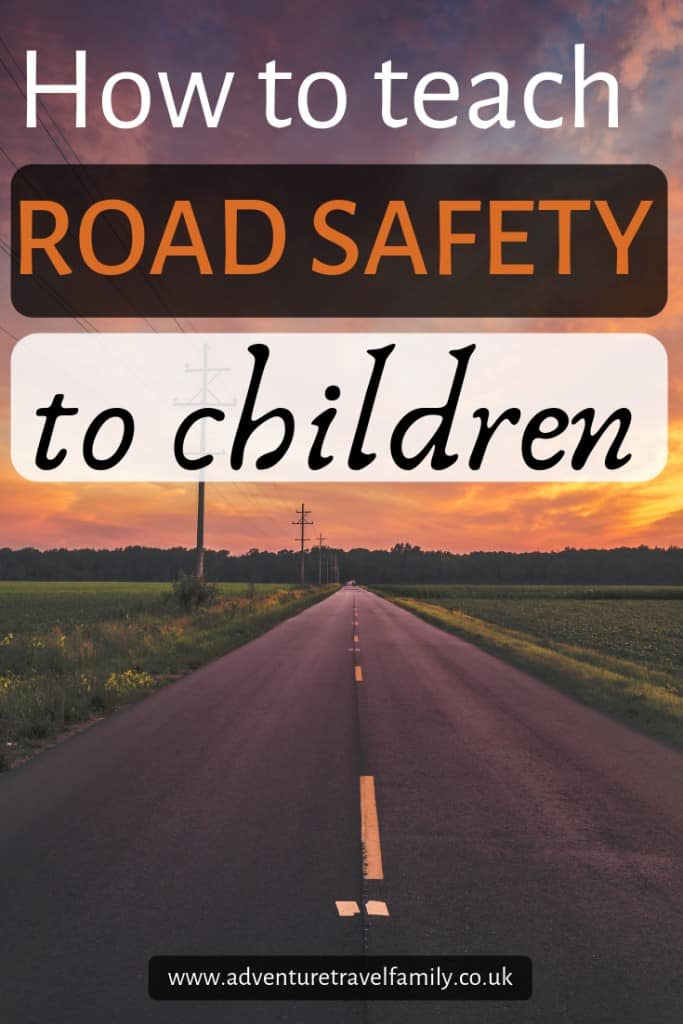 road safety activities for kids