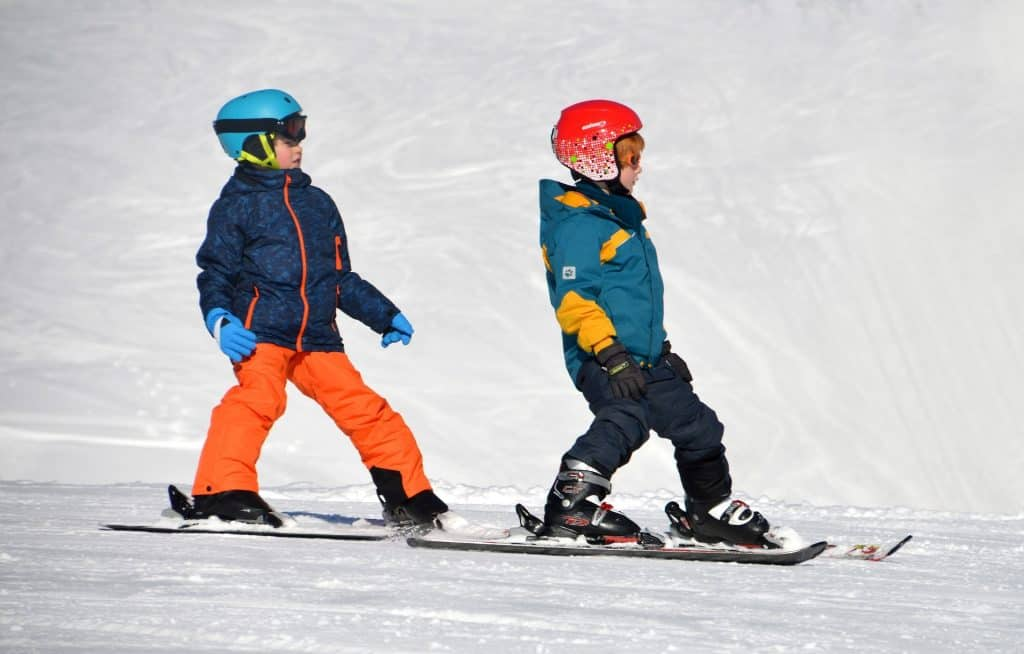family ski trip, ski packing list, ski checklist for beginners