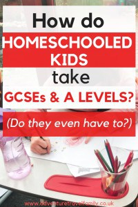 uk homeschooling high school KS4