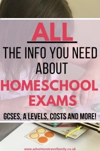 uk homeschooling GCSE KS4