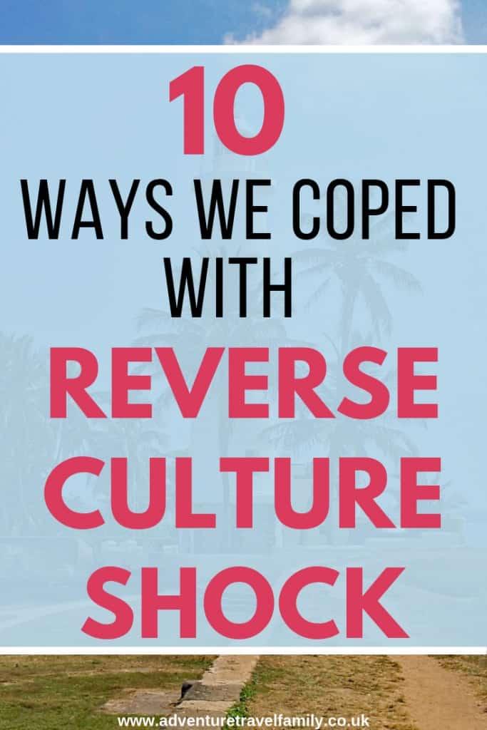 reverse culture shock
