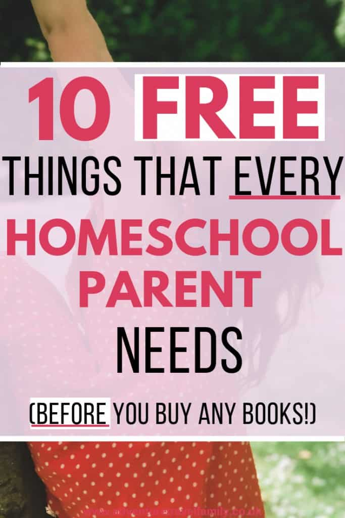 homeschooling resources, what do i need to homeschool my child