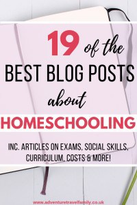 homeschooling blog posts