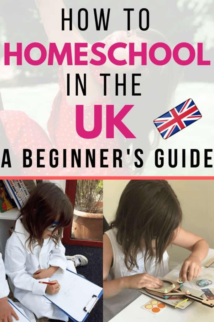 how to homeschool uk
