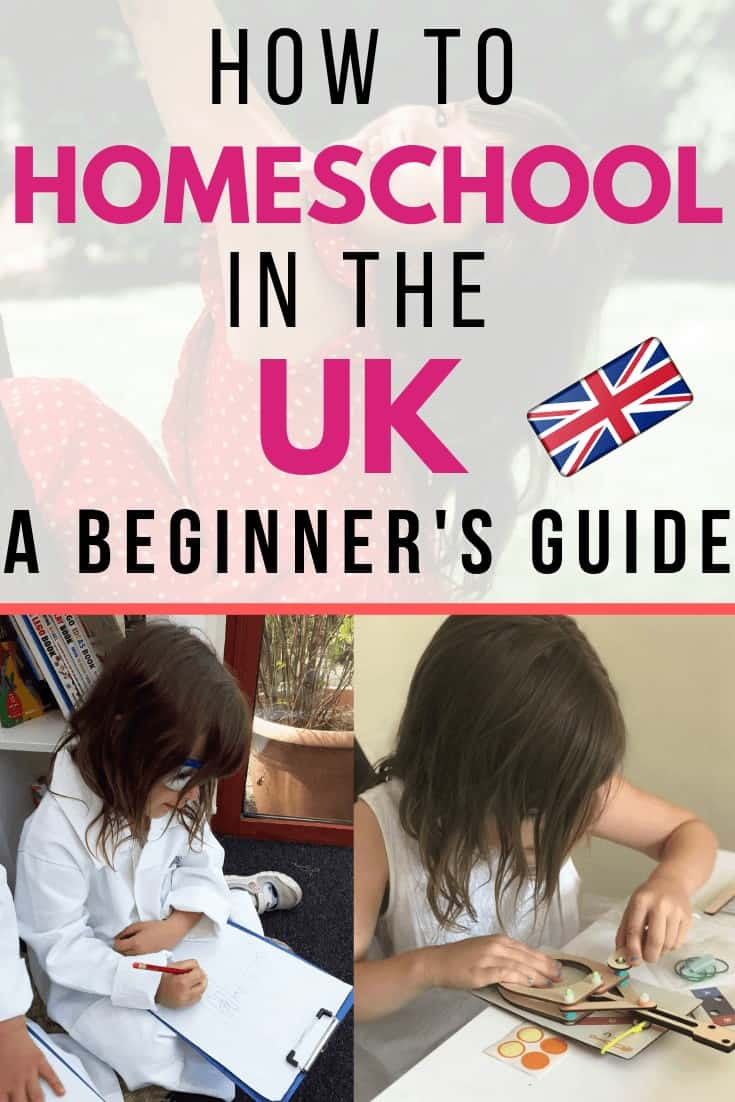 home educated child homeschooling science in the uk