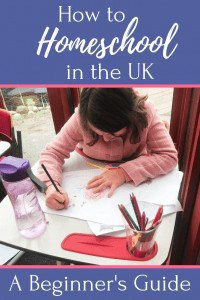 how to homeschool uk