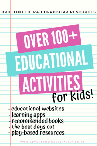 educational activities, homeschool uk resources