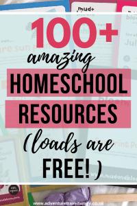 homeschooling resources uk