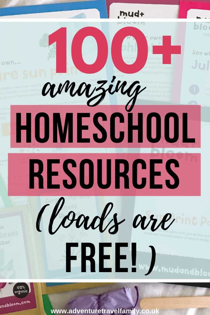 Homeschooling Resources Uk  100  Brilliant Resources  Many Are Free