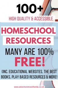uk homeschooling resources
