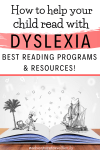 dyslexia strategies and activities in reading programs