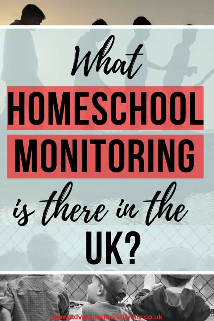 UK homeschool monitoring registration checks