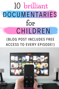 documentaries for kids, documentaries to watch with kids