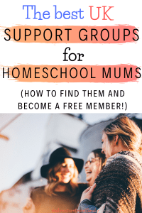 uk homeschool support groups
