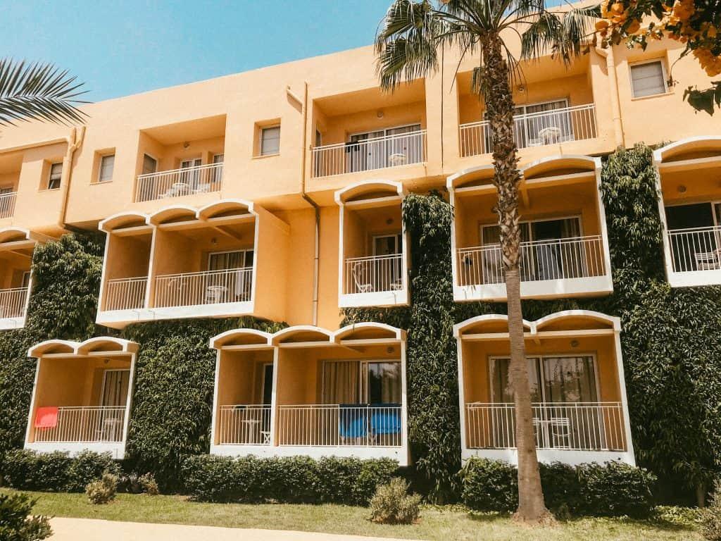 Tunisia hotel tui magic life skanes
