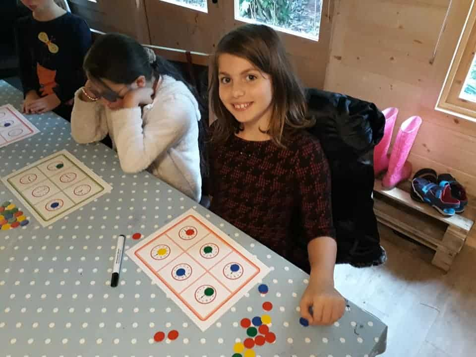 tell the time game at uk homeschool group