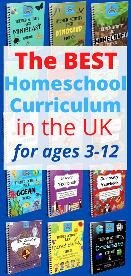 uk homeschool curriculum books